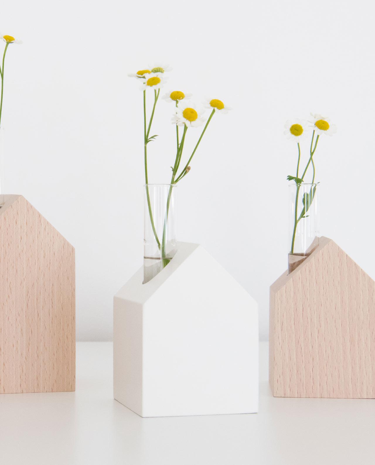 vasen einsatz 20mm f r deko h uschen daheim deko. Black Bedroom Furniture Sets. Home Design Ideas