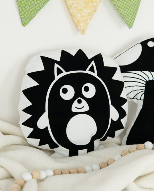 Kissen fürs Kinderzimmer Igel