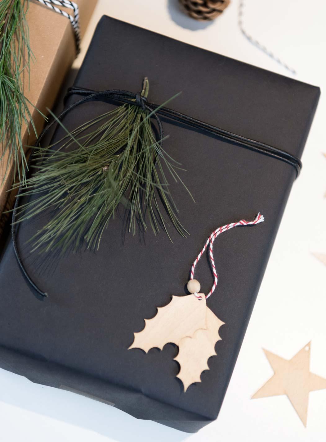 Geschenke verpacken - Inspiration - Weihnachten