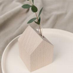 Dekohaus Holz